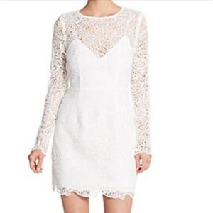 *NWT* StyleStalker White Lace Dress
